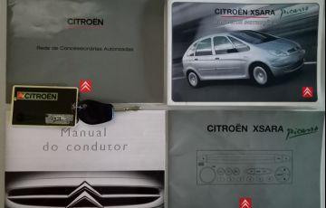 Citroën Xsara Picasso Exclusive Etoile 2.0 16V