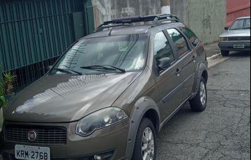 Fiat Palio Weekend Trekking 1.8 8V (Flex) - Foto #3