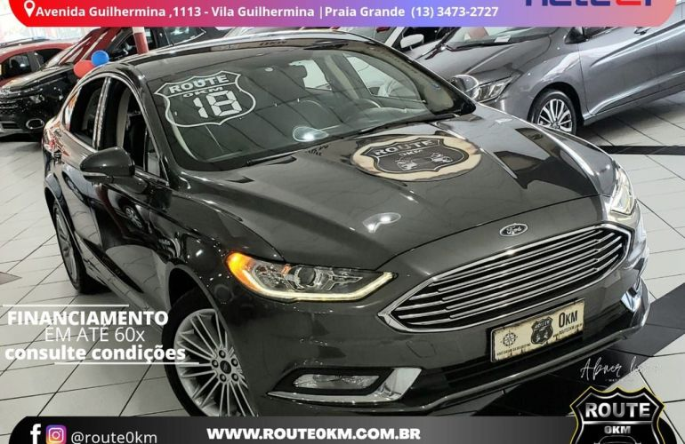 Ford Fusion 2.0 SEL 16v - Foto #1