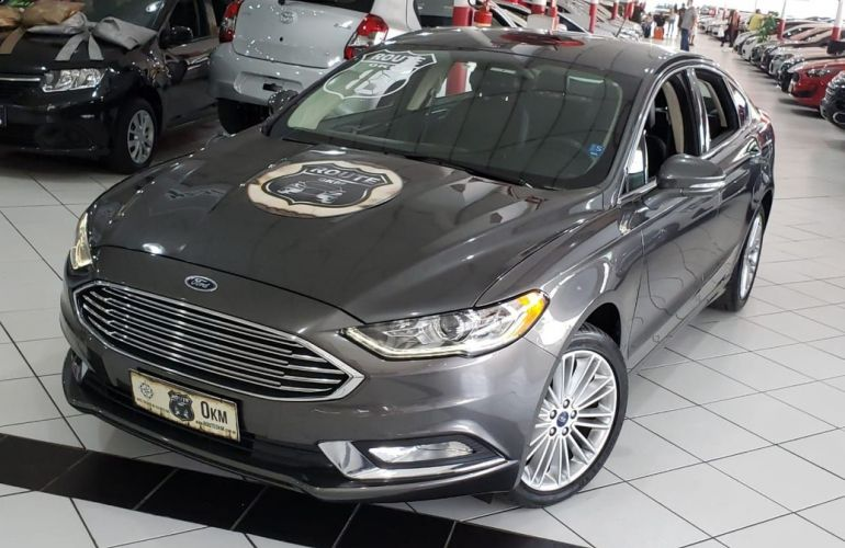 Ford Fusion 2.0 SEL 16v - Foto #2