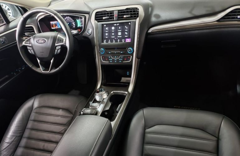 Ford Fusion 2.0 SEL 16v - Foto #3