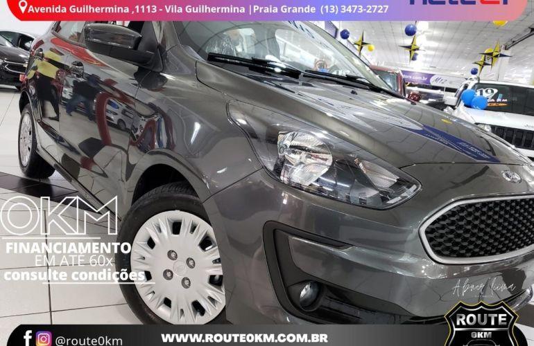 Ford Ka 1.5 Tivct SE Plus - Foto #1