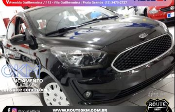 Ford Ka 1.5 Tivct SE Plus - Foto #1