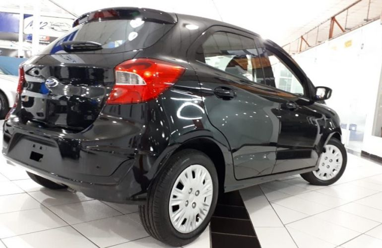 Ford Ka 1.5 Tivct SE Plus - Foto #4