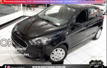 Ford Ka 1.5 Tivct SE Plus - Foto #8