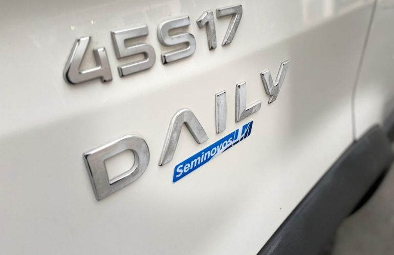 Iveco Daily 3.0 Hpi 45s17 Cs - Foto #8