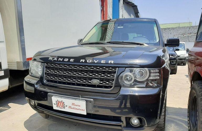 Land Rover Range Rover Vogue 4.4 Itdv8 4x4 Turbo - Foto #1