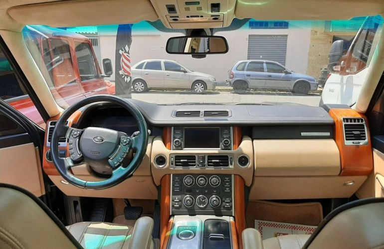 Land Rover Range Rover Vogue 4.4 Itdv8 4x4 Turbo - Foto #7