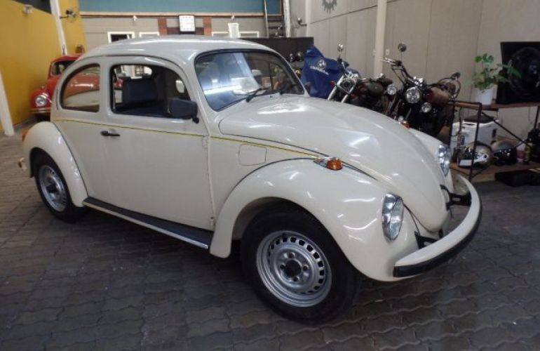 Volkswagen Fusca 1.6 8V - Foto #1
