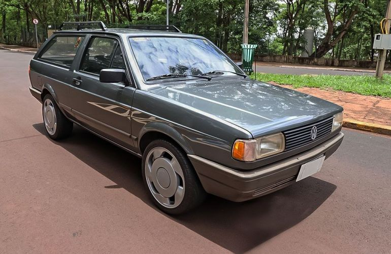 Volkswagen Parati 1.6 Cl 8v - Foto #2