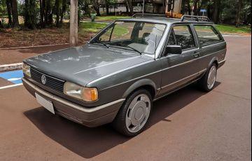 Volkswagen Parati 1.6 Cl 8v - Foto #3