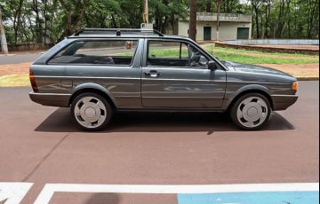 Volkswagen Parati 1.6 Cl 8v - Foto #10