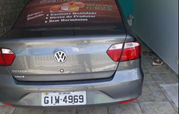 Volkswagen Voyage 1.6 MSI (Flex) (Aut)