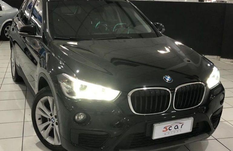 BMW X1 2.0 16V Turbo Sdrive20i - Foto #3