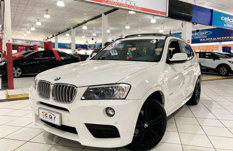 BMW X3 3.0 35i M Sport 4x4 24v - Foto #1