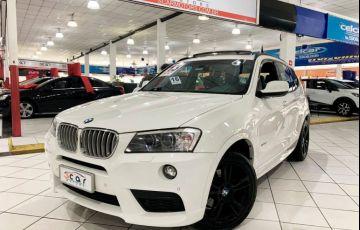 BMW X3 3.0 35i M Sport 4x4 24v