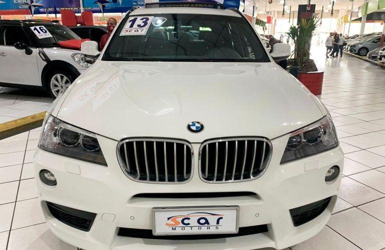 BMW X3 3.0 35i M Sport 4x4 24v - Foto #2