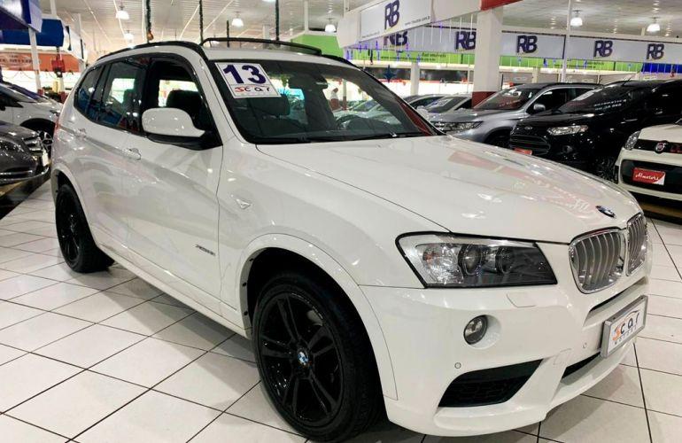 BMW X3 3.0 35i M Sport 4x4 24v - Foto #3