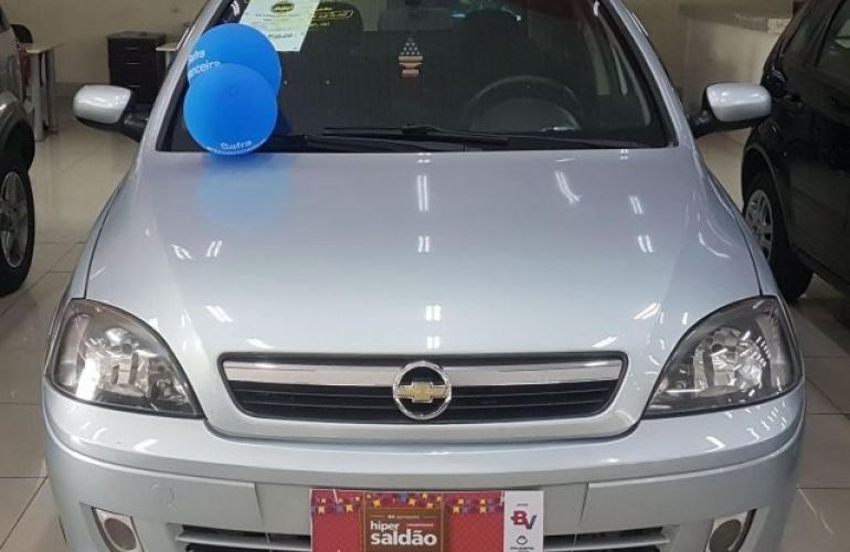 Chevrolet Corsa Sedan Maxx 1.4 Mpfi 8V Econo.flex - Foto #1