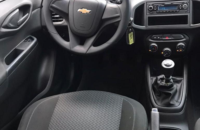 Chevrolet Onix 1.0 MPFi LT 8v - Foto #4
