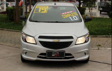 Chevrolet Prisma 1.0 MPFi Joy 8v - Foto #2
