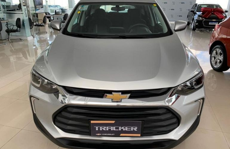 Chevrolet Tracker 1.0 Turbo Lt - Foto #9