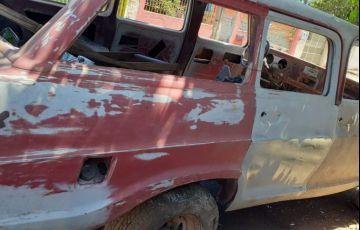 Chevrolet Veraneio Custom De Luxe 4.1