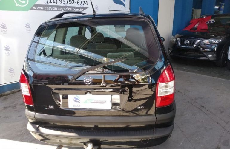 Chevrolet Zafira 2.0 MPFi CD 16v - Foto #6