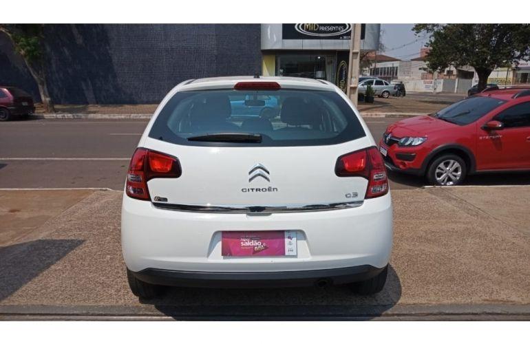 Citroën C3 Tendance 1.5 8V (Flex) - Foto #4