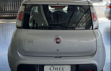 Fiat Uno 1.0 Evo Attractive 8v - Foto #5