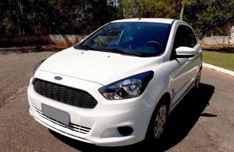 Ford Ka 1.0 Tivct Se - Foto #2