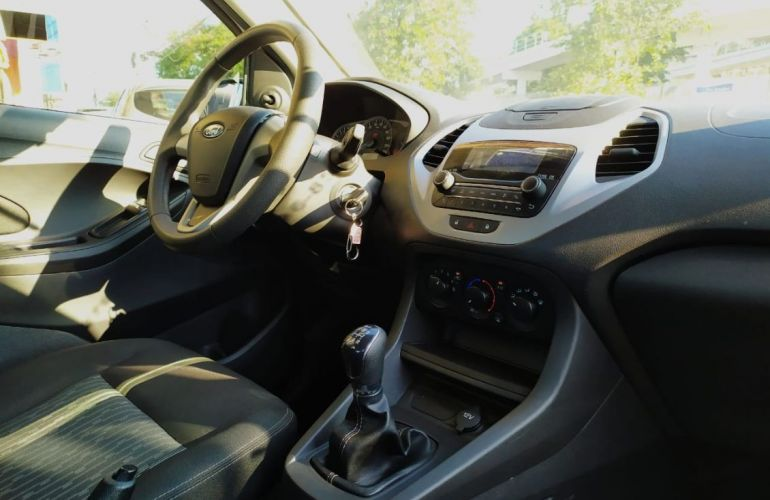 Ford Ka + 1.5 Sigma Advanced - Foto #4