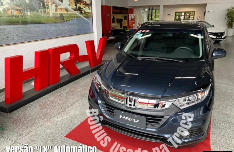 Honda Hr-v 1.8 16V Lx - Foto #1