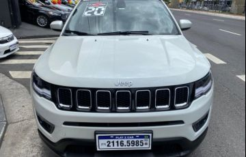Jeep Compass 2.0 16V Sport 4x2 - Foto #1