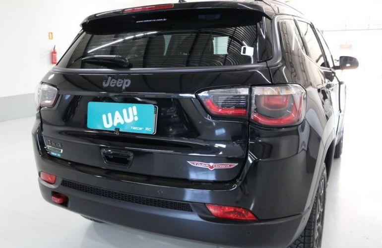 Jeep Compass Trailhalk AT9 4x4 2.0 16V Turbo Diesel - Foto #5