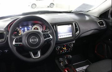 Jeep Compass Trailhalk AT9 4x4 2.0 16V Turbo Diesel - Foto #10