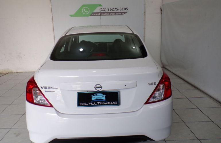 Nissan Versa 1.6 16V Flexstart S - Foto #5