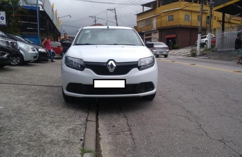 Renault Logan 1.0 12v Sce Expression - Foto #1