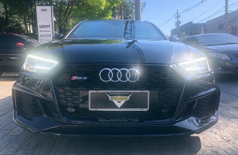 Audi Rs4 2.9 V6 Fsi Avant Quattro - Foto #3
