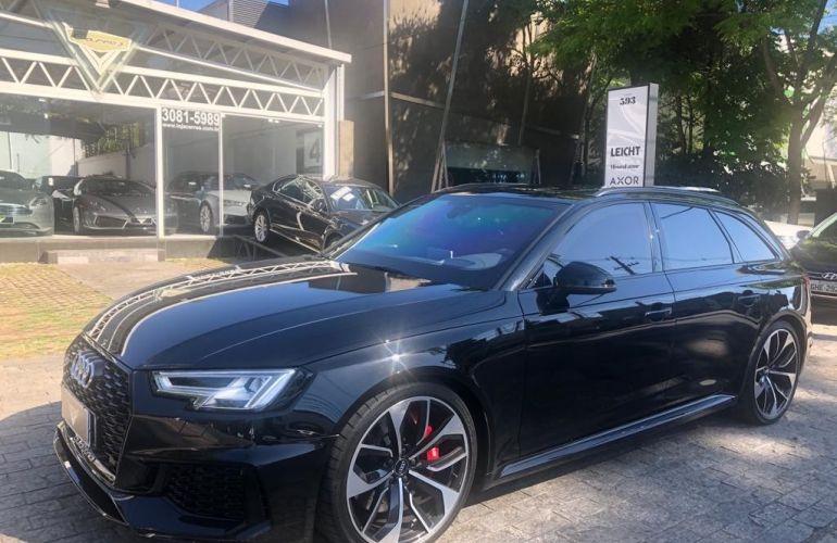 Audi Rs4 2.9 V6 Fsi Avant Quattro - Foto #4