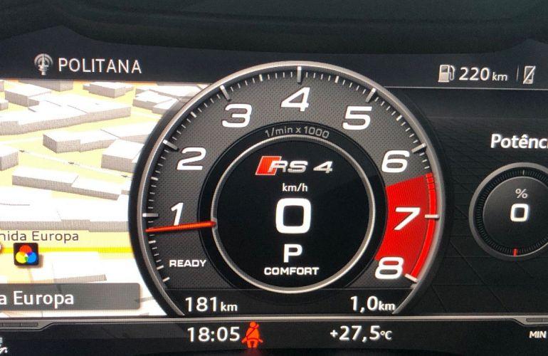 Audi Rs4 2.9 V6 Fsi Avant Quattro - Foto #10