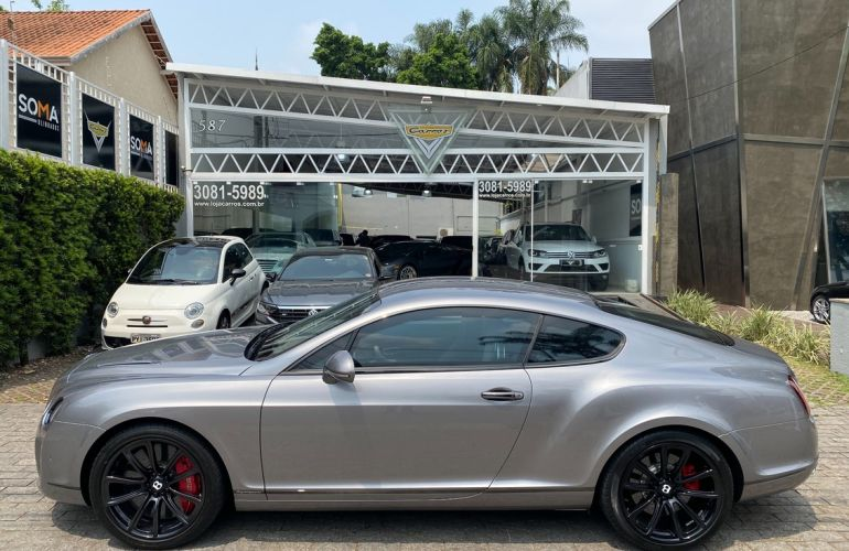 Bentley Continental 6.0 Gt Supersport W12 Turbo - Foto #1