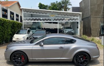 Bentley Continental 6.0 Gt Supersport W12 Turbo
