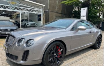 Bentley Continental 6.0 Gt Supersport W12 Turbo - Foto #2