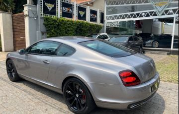 Bentley Continental 6.0 Gt Supersport W12 Turbo - Foto #5