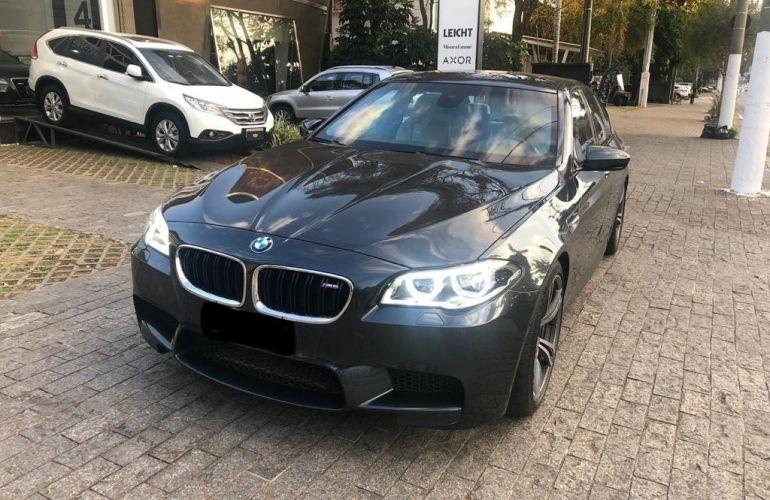 BMW M5 4.4 V8 32v - Foto #5