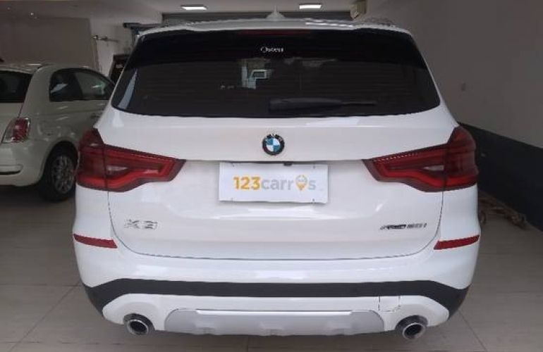 BMW X3 2.0 16V X Line Xdrive20i - Foto #5