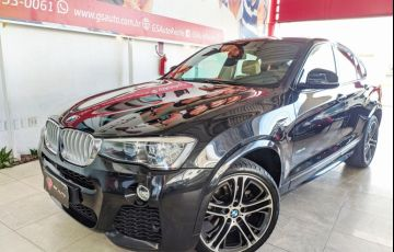 BMW X4 3.0 M Sport 35i 4x4 V6 24v Turbo