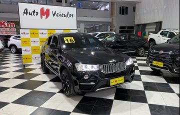BMW X4 2.0 28i X Line 4x4 16V Turbo - Foto #1