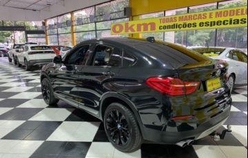 BMW X4 2.0 28i X Line 4x4 16V Turbo - Foto #3